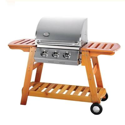 Barbecue a gas 4 fuochi SUNBIRD