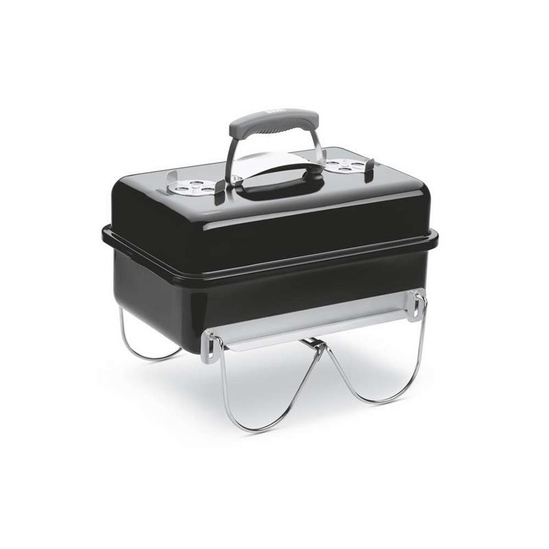 Barbecue go-anywhere charcoal grill