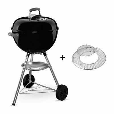 Barbecue Bar-b-kettle gbs charcoal grill 57 cm nero