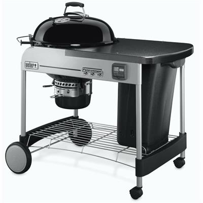 Barbecue performer premium gbs charcoal grill 57