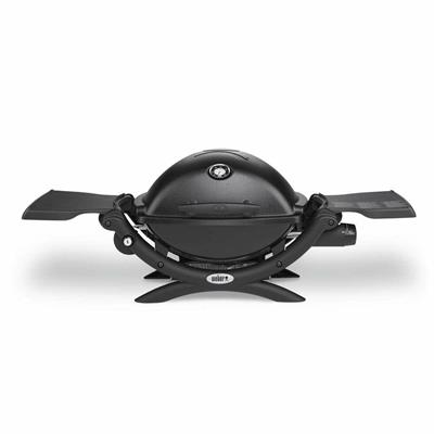 Barbecue Q 1200 a gas nero