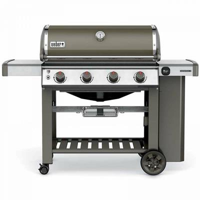 Barbecue Genesis II E-410 GBS smoke grey