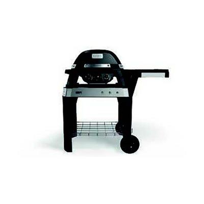 Barbecue Elettrico PULSE 2000 Black con lo stand