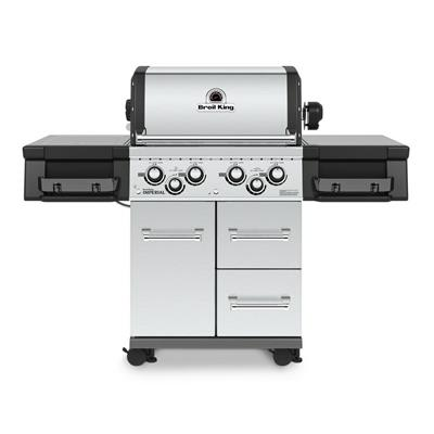 Barbecue a gas imperial 490 pro