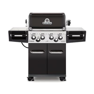 Barbecue a gas regal 490 nero