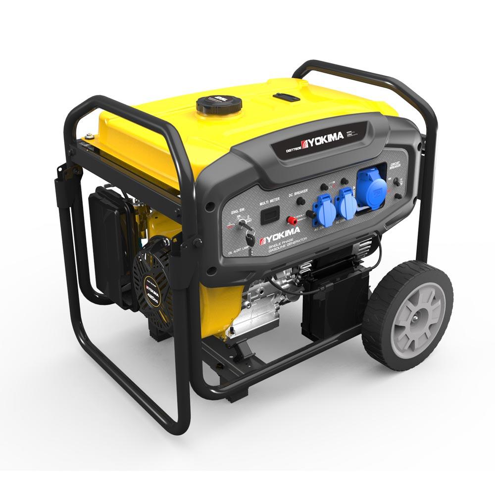 Generatore di corrente 50hz avr brigros for Generatore di corrente lidl