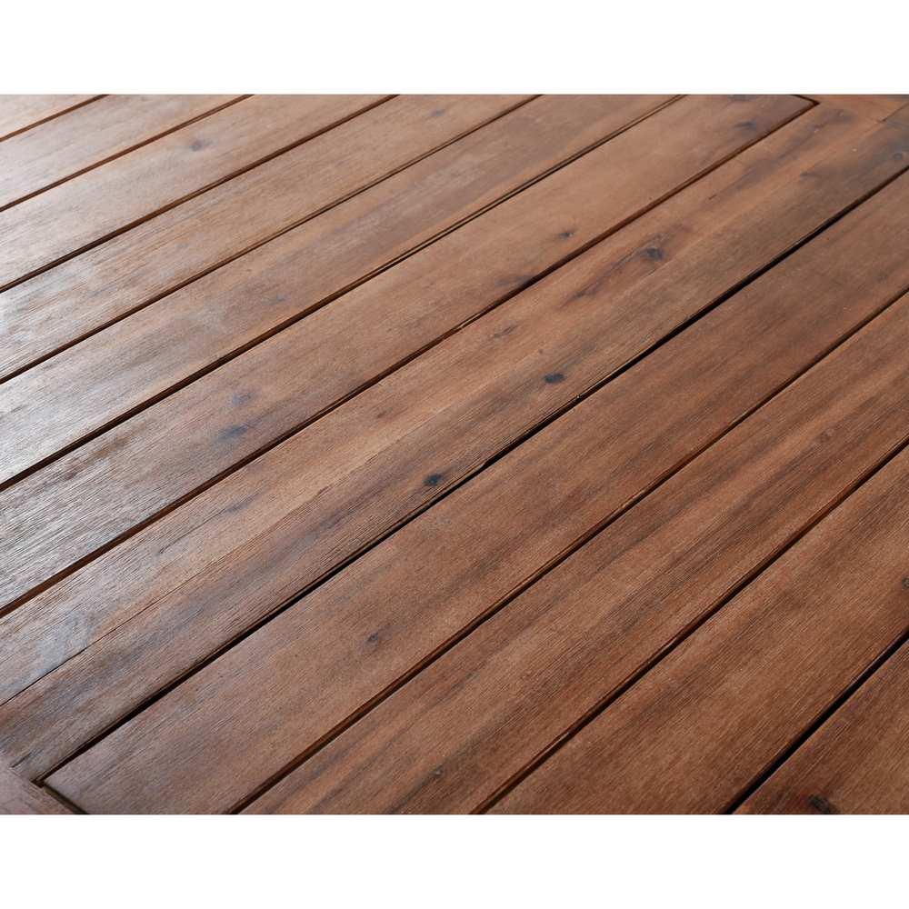 Tavolo da esterno allungabile in legno di acacia 180 240 for Articoli da esterno