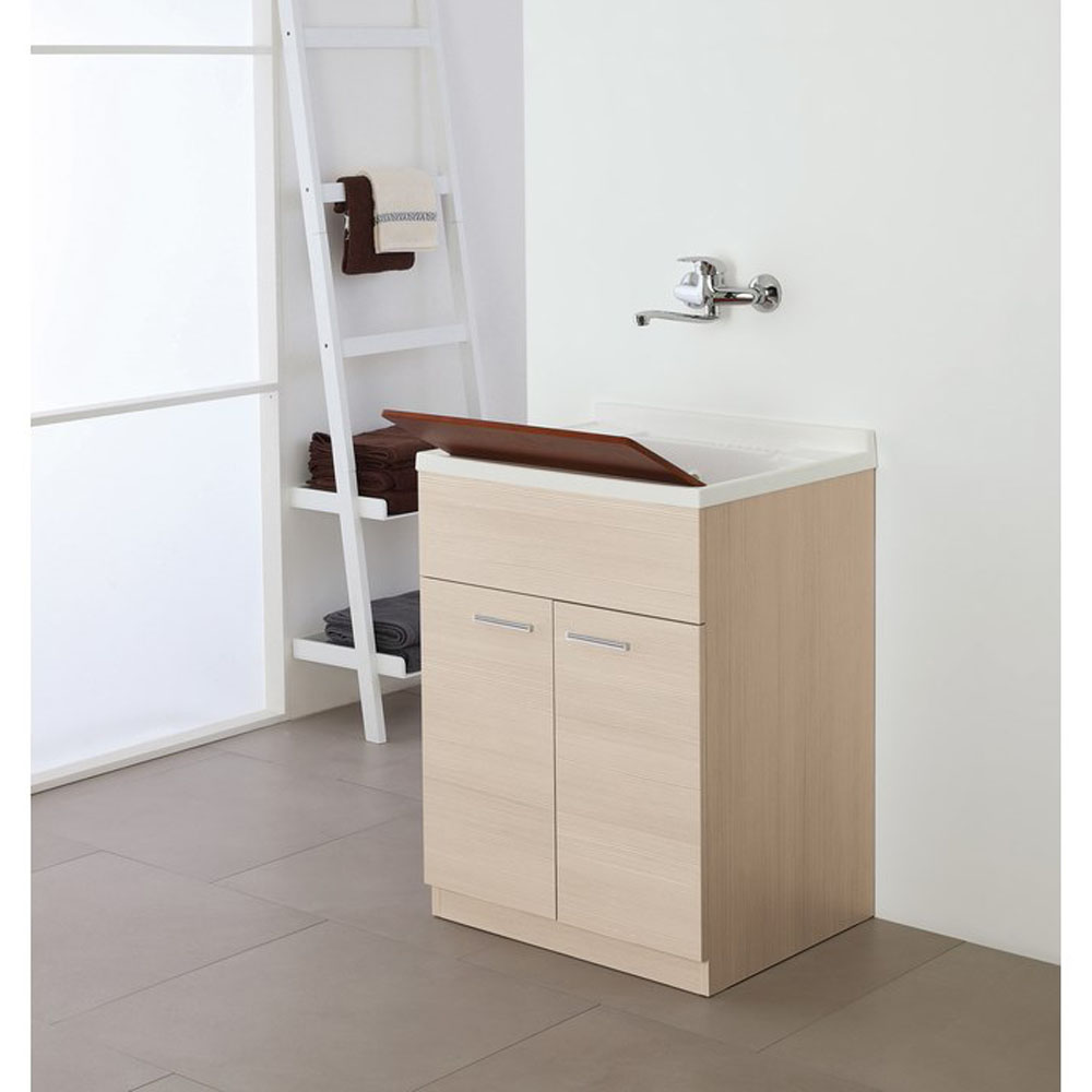 Lavatoio Ceramica Con Mobile.Lavatoio Ceramica Con Mobile 60 Cm Stella Brigros